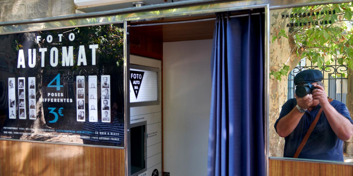 Foto Automat, Landshut